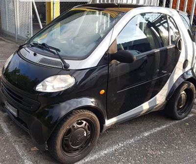 Smart Fortwo Micro Compact