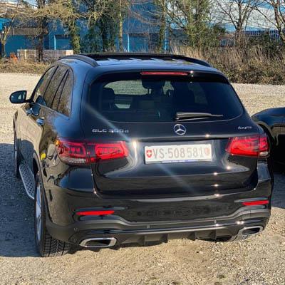 Mercedes Glc 300 D