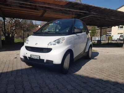 Smart fortwo pure softip