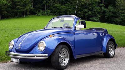 Volkswagen Käfer 1302 S