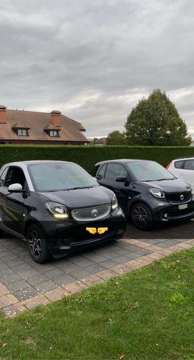 Smart Fortwo Prime
