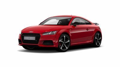 Audi TT Compétition