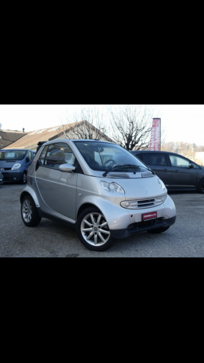 Smart Fortwo Cab