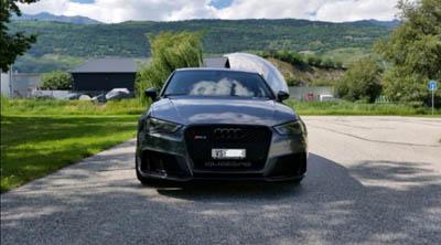 Audi RS3 8V 4x4