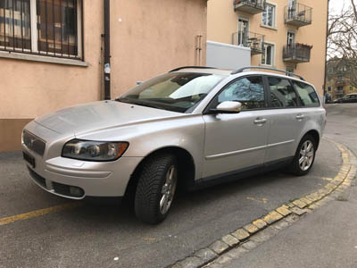 Volvo V50 T5 AWD A Summum Geartronic
