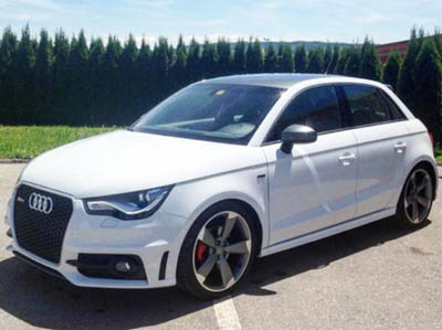 Audi A1 Sportback TURBO