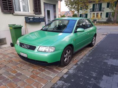 Audi A3 1.8 Turbo Attraction