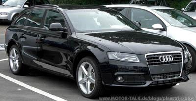 Audi A4 3.0 4x4