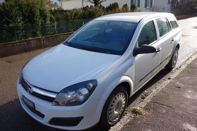 Opel Astra H14