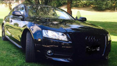 Audi A5 Sportback qu. 3.0 TDI Stil RS5