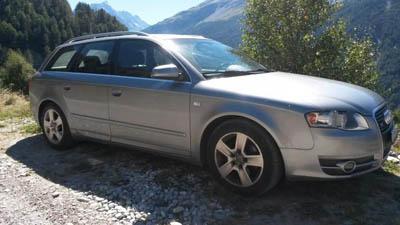 Audi A4 Av. 2.0 TDI